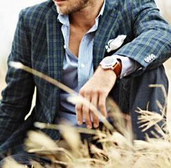Linen Jacket by J Hilburn