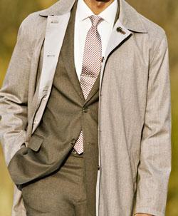 Wool Suit by J Hilburn
